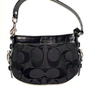 Sale! Coach Mini Hobo Bag